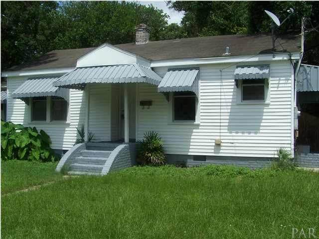 54 S L St, Pensacola, FL 32501 (MLS #570453) :: Connell & Company Realty, Inc.