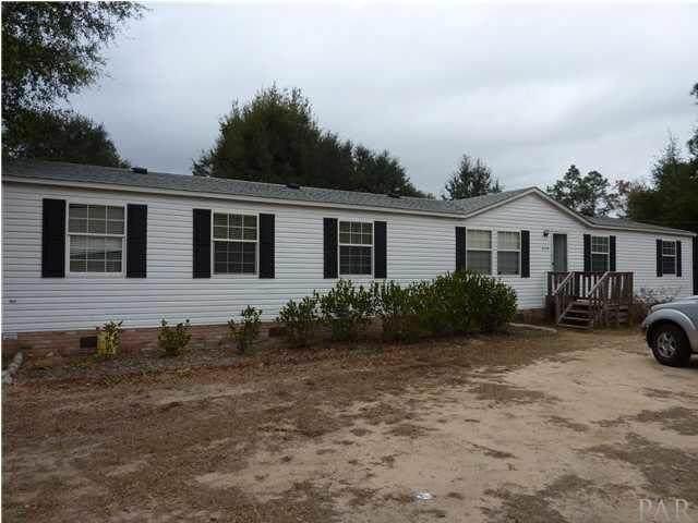 8100 Hickory Hammock Rd, Milton, FL 32583 (MLS #571983) :: Levin Rinke Realty