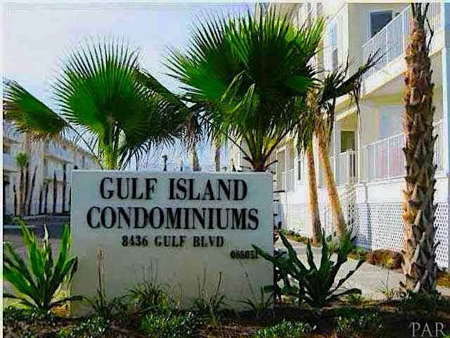 8436 Gulf Blvd #621, Navarre Beach, FL 32566 (MLS #572460) :: Connell & Company Realty, Inc.