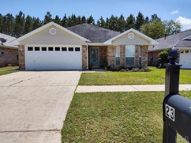23 Easton St, Cantonment, FL 32533 (MLS #572767) :: Connell & Company Realty, Inc.