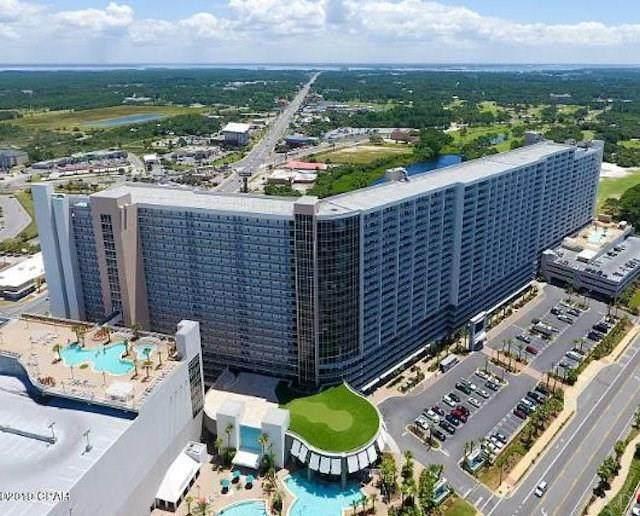 9860 S Thomas Dr #702, Panama City Beach, FL 32408 (MLS #572813) :: Levin Rinke Realty