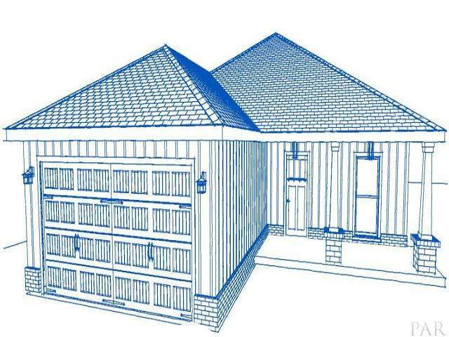 3150 Pinewood Cir, Lillian, AL 36549 (MLS #572898) :: Connell & Company Realty, Inc.