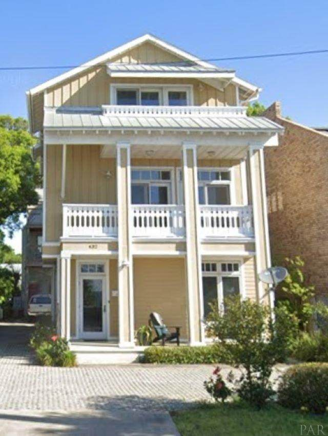 432 Bayfront Pkwy A, Pensacola, FL 32502 (MLS #573294) :: Connell & Company Realty, Inc.