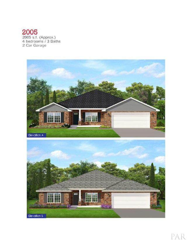 4455 Fort Sumter Rd, Milton, FL 32583 (MLS #573772) :: Connell & Company Realty, Inc.