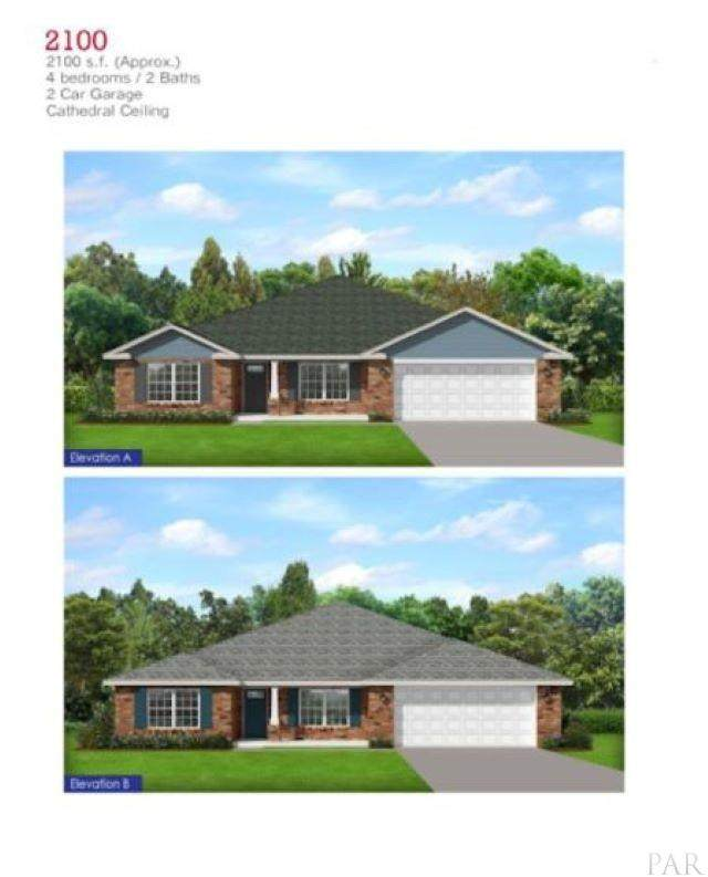 4407 Piedmont Way, Milton, FL 32583 (MLS #573792) :: Connell & Company Realty, Inc.