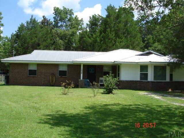 1038 Isabella Rd, Cantonment, FL 32533 (MLS #573983) :: Coldwell Banker Coastal Realty