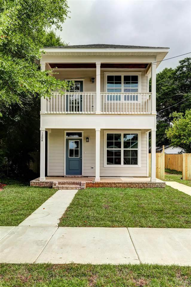 1208 W Gregory, Pensacola, FL 32501 (MLS #574556) :: Connell & Company Realty, Inc.