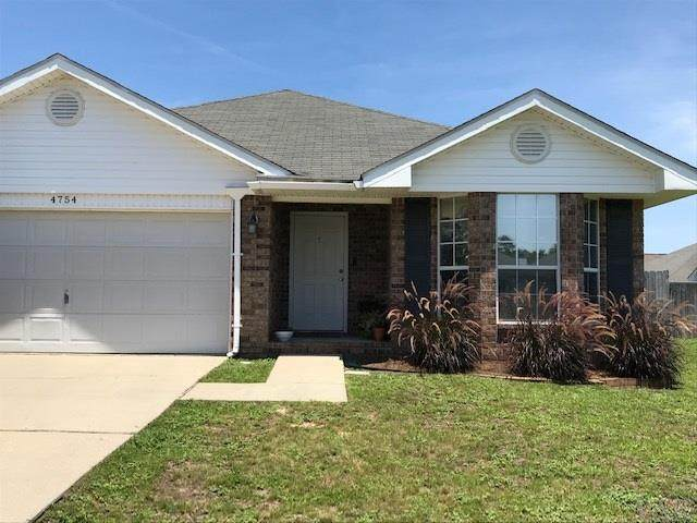 4754 Ribault Ln, Milton, FL 32570 (MLS #575317) :: ResortQuest Real Estate