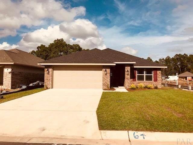 3862 Sandspur Ln, Pensacola, FL 32506 (MLS #576516) :: Levin Rinke Realty