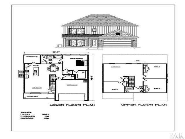 1946 Cambridge Park Dr, Gulf Breeze, FL 32563 (MLS #577918) :: Connell & Company Realty, Inc.