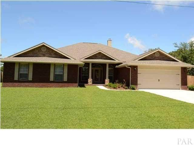 1999 Everglades Dr, Navarre, FL 32566 (MLS #579033) :: Connell & Company Realty, Inc.