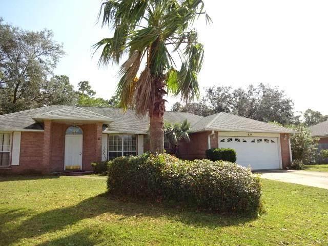 824 Sterling Way, Pensacola, FL 32506 (MLS #579793) :: Levin Rinke Realty