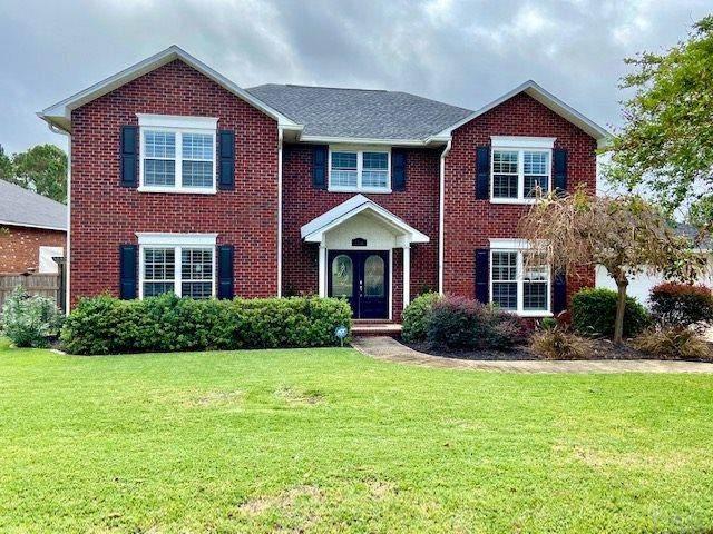1266 Greenview Ln, Gulf Breeze, FL 32563 (MLS #580294) :: Connell & Company Realty, Inc.