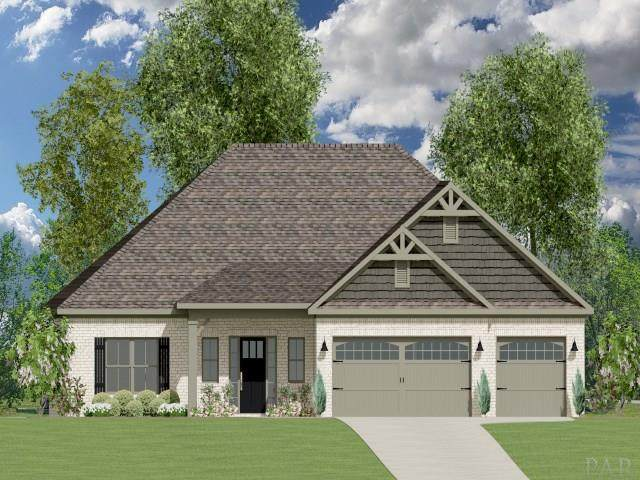 51 Palmetto Palm Dr, Gulf Breeze, FL 32563 (MLS #581204) :: Coldwell Banker Coastal Realty