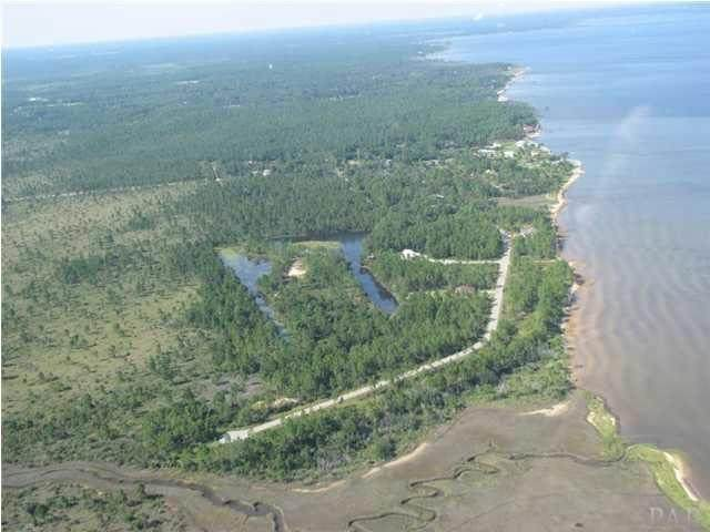 Oyster Bay Dr, Milton, FL 32583 (MLS #581401) :: Coldwell Banker Coastal Realty