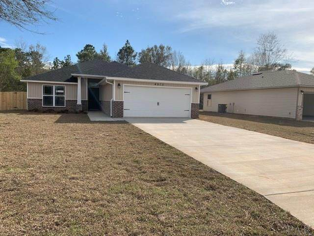 5204 Peach Dr, Pace, FL 32571 (MLS #581700) :: Coldwell Banker Coastal Realty
