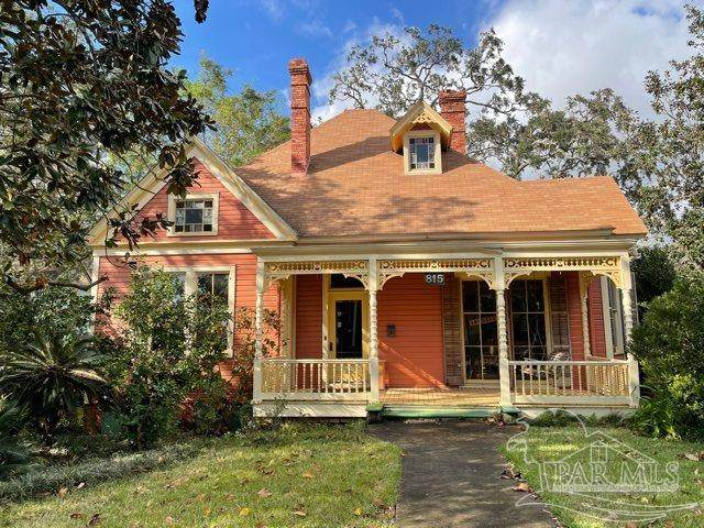 815 N Baylen St, Pensacola, FL 32501 (MLS #583569) :: Connell & Company Realty, Inc.