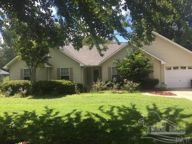 4583 Old Guernsey Rd, Pace, FL 32571 (MLS #583720) :: Connell & Company Realty, Inc.