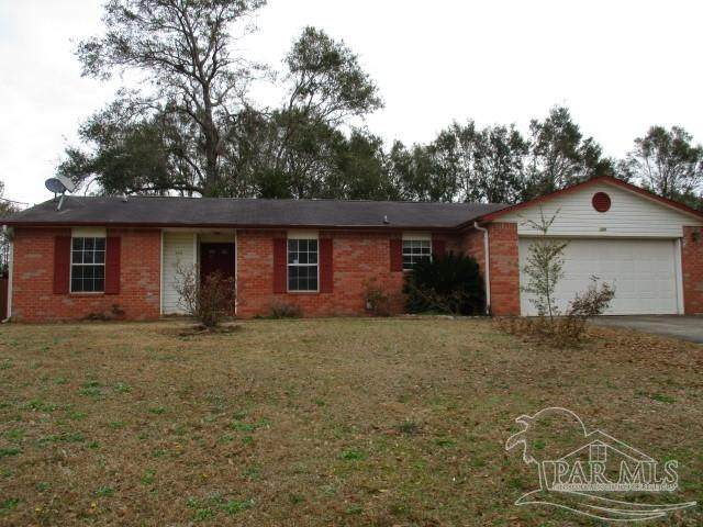 4324 Chantilly Way, Milton, FL 32583 (MLS #584183) :: Crye-Leike Gulf Coast Real Estate & Vacation Rentals