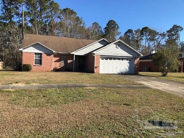 4388 Bayou Ridge Dr, Pace, FL 32571 (MLS #585124) :: Crye-Leike Gulf Coast Real Estate & Vacation Rentals