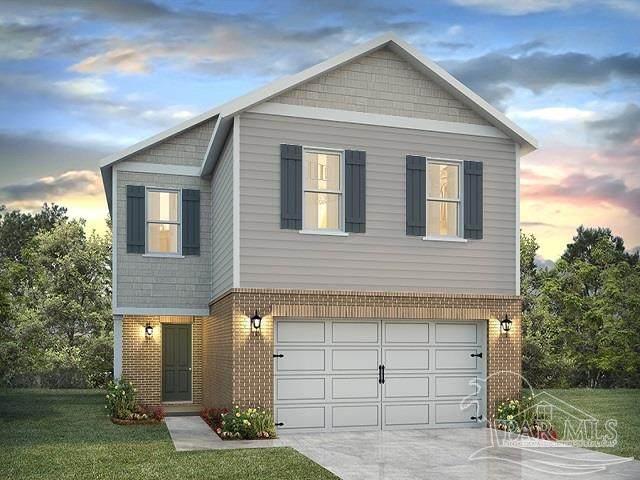 5501 Galahad Trl, Milton, FL 32583 (MLS #585280) :: Connell & Company Realty, Inc.