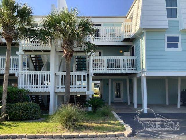 1100 Ft Pickens Rd B02, Pensacola Beach, FL 32561 (MLS #585299) :: Crye-Leike Gulf Coast Real Estate & Vacation Rentals