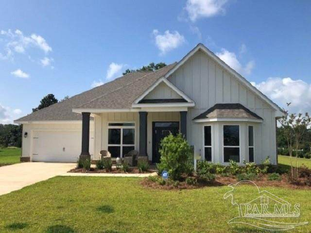 1455 Ballyhoo Dr, Gulf Breeze, FL 32563 (MLS #585334) :: Connell & Company Realty, Inc.