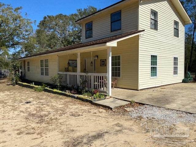 4570 Oak Forest Dr, Milton, FL 32583 (MLS #585419) :: Connell & Company Realty, Inc.