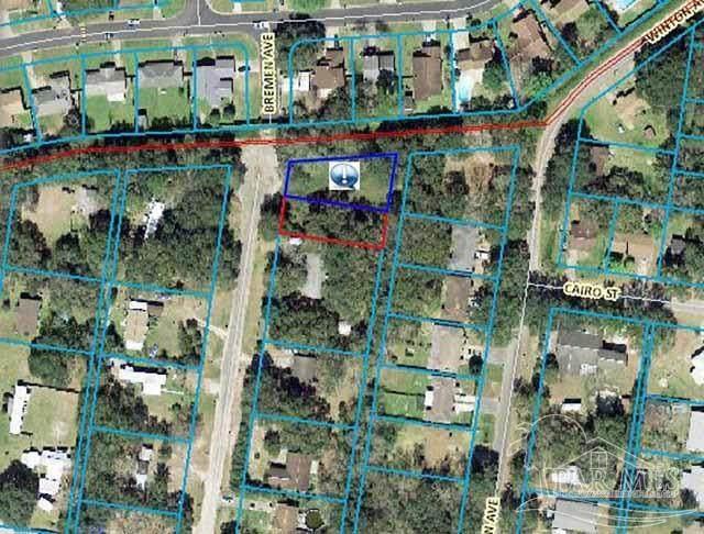 1000 Bremen Ave, Pensacola, FL 32507 (MLS #585863) :: Coldwell Banker Coastal Realty