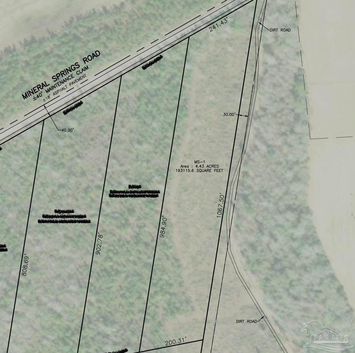 MS-1 Mineral Springs Rd - Photo 1
