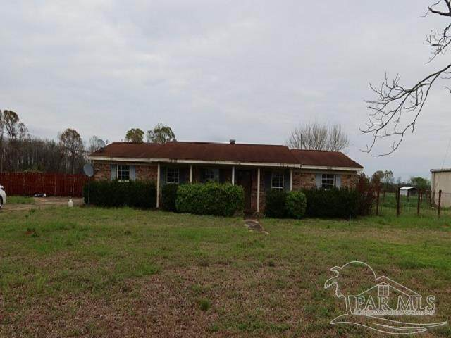 12494 Chumuckla Hwy, Jay, FL 32565 (MLS #586761) :: Coldwell Banker Coastal Realty