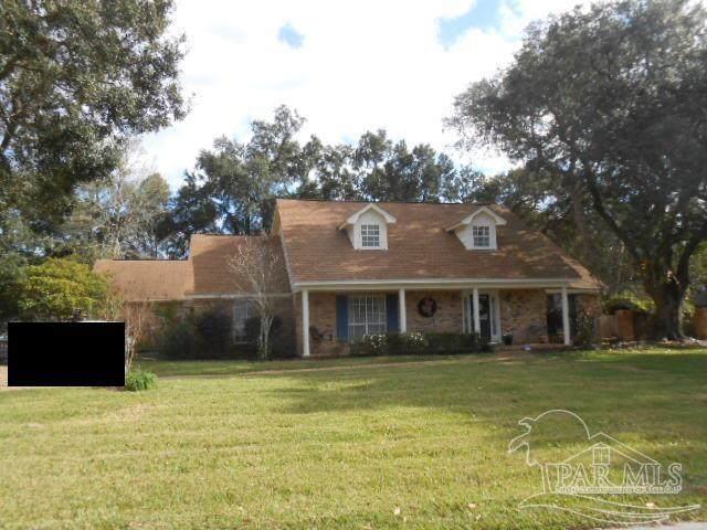 32 Blithewood Dr, Pensacola, FL 32514 (MLS #587090) :: Levin Rinke Realty