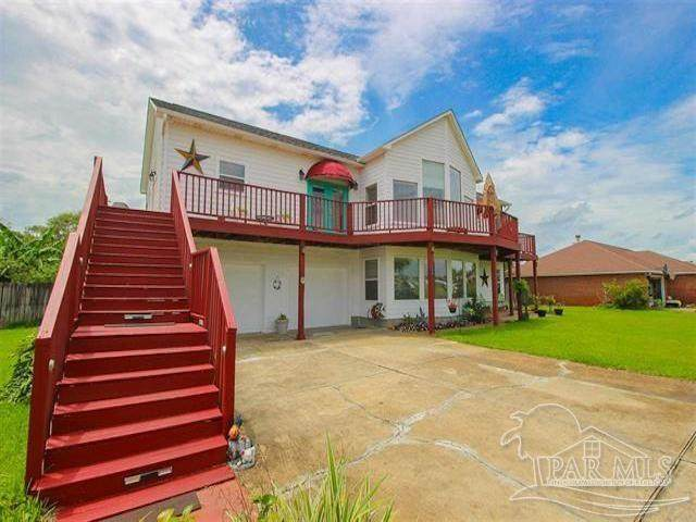5505 Grande Lagoon Blvd, Pensacola, FL 32507 (MLS #588089) :: The Kathy Justice Team - Better Homes and Gardens Real Estate Main Street Properties