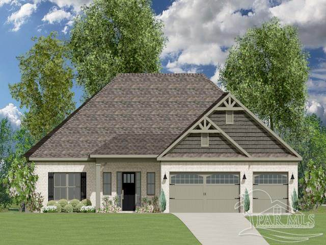 1501 Areca Palm Dr, Gulf Breeze, FL 32563 (MLS #588391) :: Connell & Company Realty, Inc.