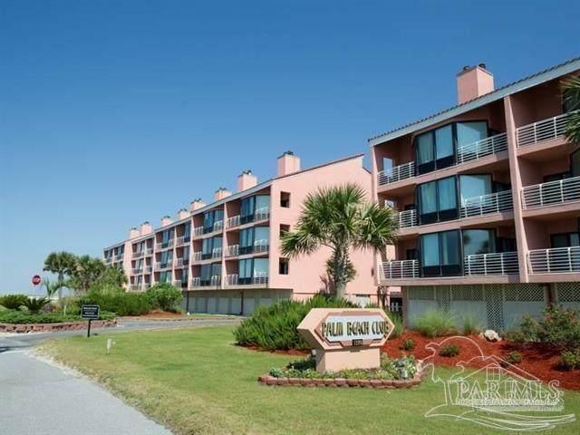 1390 Ft Pickens Rd #205, Pensacola Beach, FL 32561 (MLS #589554) :: Levin Rinke Realty