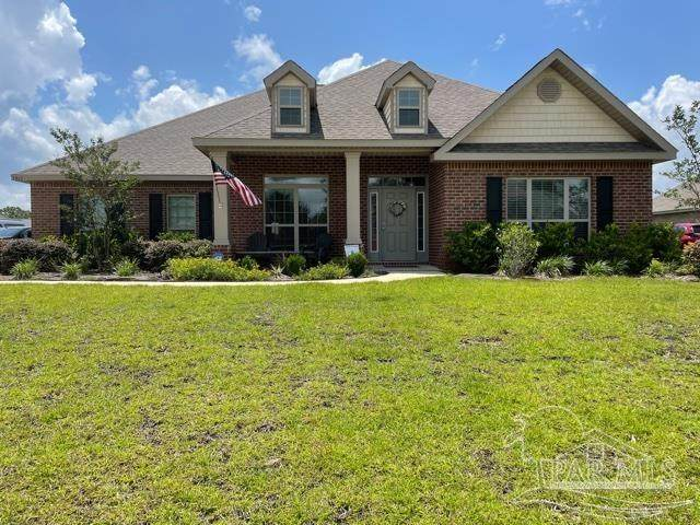 5865 W Cambridge Way, Pace, FL 32571 (MLS #591291) :: Connell & Company Realty, Inc.