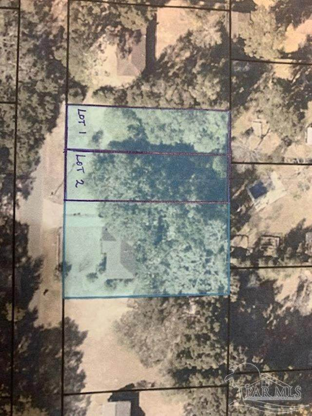 Lt 1 and 2 Santa Rosa Dr, Pace, FL 32571 (MLS #591470) :: The Kathy Justice Team - Better Homes and Gardens Real Estate Main Street Properties