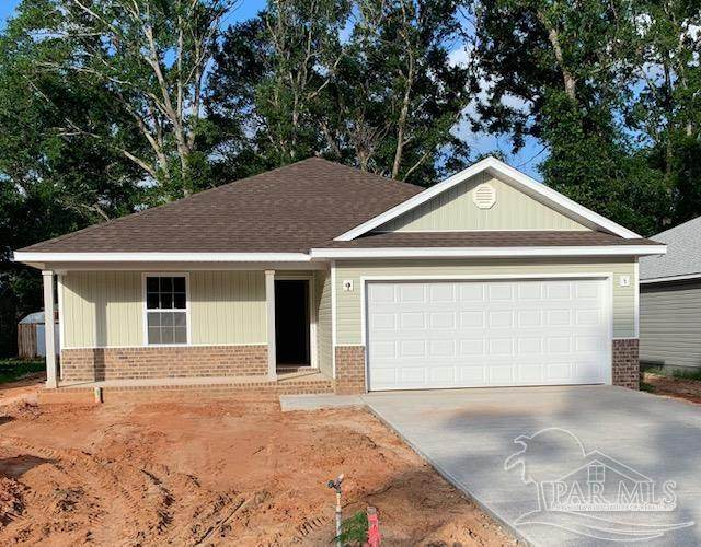2802 Donley St, Pensacola, FL 32526 (MLS #591497) :: The Kathy Justice Team - Better Homes and Gardens Real Estate Main Street Properties
