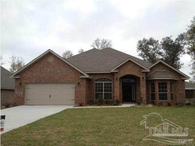 6771 Weathered Dr, Milton, FL 32570 (MLS #591730) :: Connell & Company Realty, Inc.