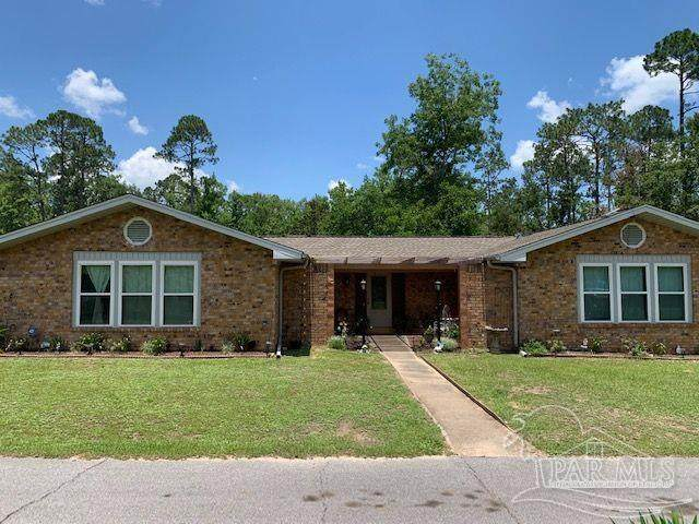 1199 Adobe Trl, Cantonment, FL 32533 (MLS #591774) :: Connell & Company Realty, Inc.