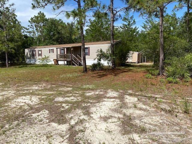 2728 Teepee Rd, Navarre, FL 32566 (MLS #591858) :: Levin Rinke Realty