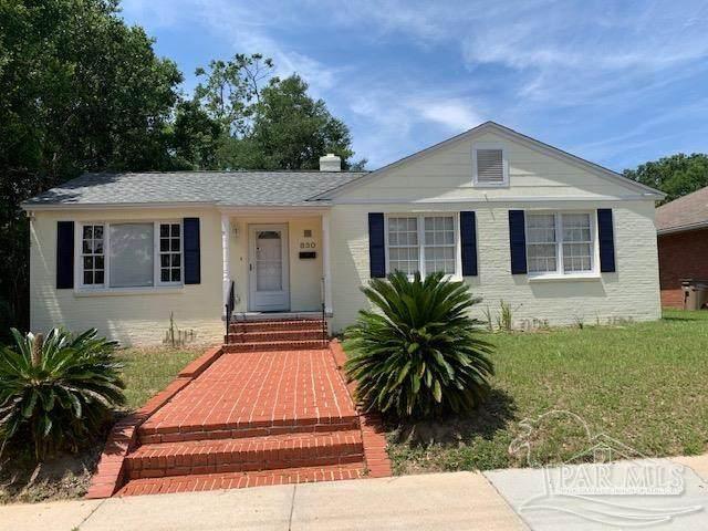 830 W Moreno St, Pensacola, FL 32501 (MLS #591955) :: Levin Rinke Realty
