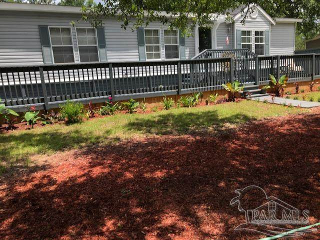 8041 Twin Lake Dr, Milton, FL 32583 (MLS #592194) :: Connell & Company Realty, Inc.