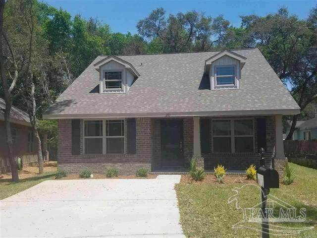 6279 Cardinal Cove Ln, Pensacola, FL 32504 (MLS #592631) :: Connell & Company Realty, Inc.