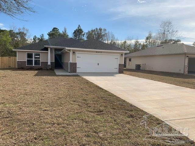 5117 Peach Dr, Pace, FL 32571 (MLS #593895) :: Coldwell Banker Coastal Realty