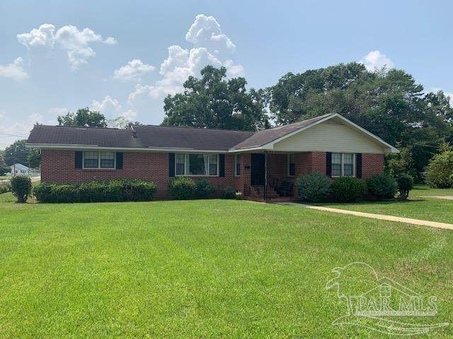 314 4th Ave, Atmore, AL 36502 (MLS #594141) :: Levin Rinke Realty