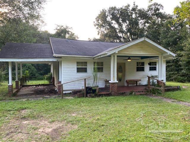 5387 Old Berryhill Rd, Milton, FL 32570 (MLS #594248) :: Levin Rinke Realty