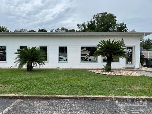 717 New Warrington Rd, Pensacola, FL 32506 (MLS #596882) :: Levin Rinke Realty