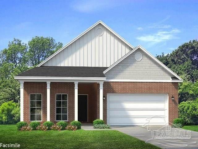 7765 Burnside Loop, Pensacola, FL 32526 (MLS #596980) :: Connell & Company Realty, Inc.