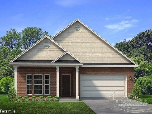 7911 Burnside Loop, Pensacola, FL 32526 (MLS #596984) :: Connell & Company Realty, Inc.